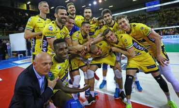 Volley Champions League: Modena batte anche Belchatow 3-1