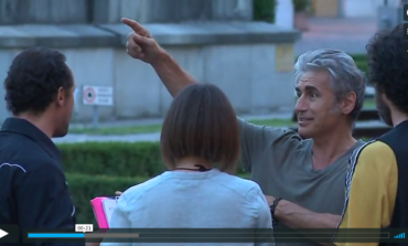 Folla a Novellara per il film di Ligabue. VIDEO & INTERVISTE