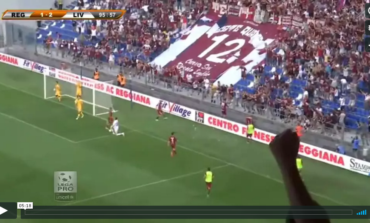 Playoff Lega Pro, Reggiana - Livorno 2-2. Video sintesi