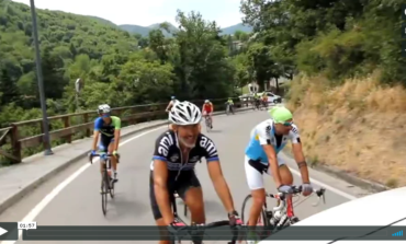 Dalla Liguria alla Sicilia in bici sull'Appennino. VIDEO