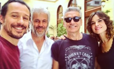 Ligabue, il set di Made in Italy da Sambirano. FOTO