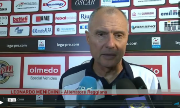Serie C, Reggiana - Modena 1-0: le interviste. VIDEO