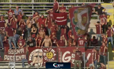 Serie C, Mestre - Reggiana 1-0: video sintesi