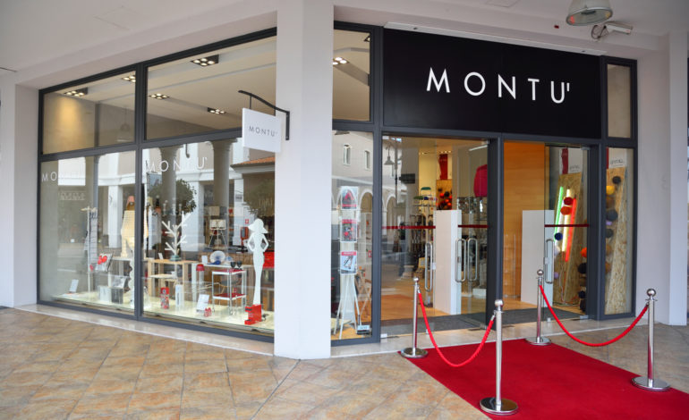 Montù, nuovo design store al Mantova Outlet Village. FOTO ...