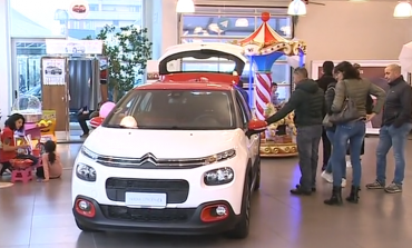 Il nuovo Compact Suv C3 Air Cross di Citroen. VIDEO