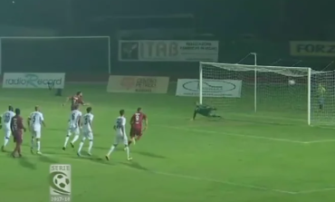 Serie C, Santarcangelo - Reggiana 1-1: video sintesi