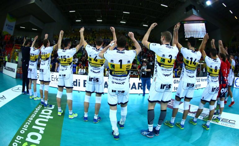 Volley Superlega, l'Azimut passa a Verona. Quinto successo in fila