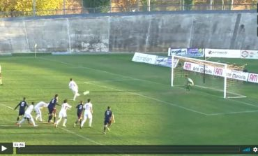 Calcio dilettanti, i gol di domenica 19 novembre. VIDEO