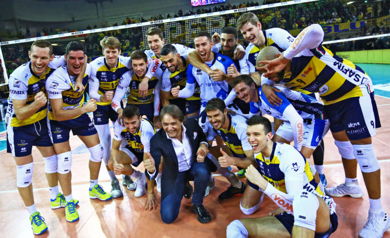 Volley Superlega, l'Azimut batte 3-1 Sora al PalaPanini