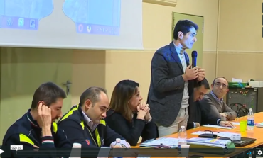 Lentigione: nuovo piano di emergenza in caso di piena. VIDEO