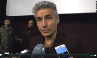 "Ligabue a Modena per presentare il suo film ""Made in Italy"". VIDEO"
