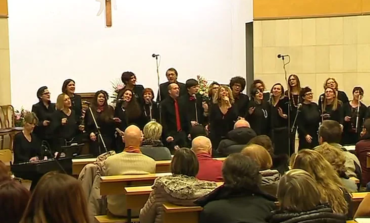 Reggio Emilia, 500 voci gospel per Happy Day. VIDEO
