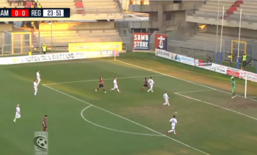 Serie C, Sambenedettese - Reggiana 0-0: video sintesi