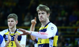 Volley Superlega, Trento espugna Modena al tie-break