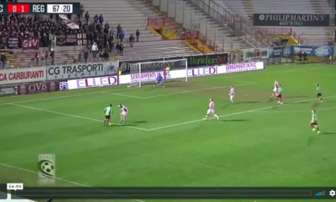 Serie C, Vicenza - Reggiana 0-1: gol e video sintesi