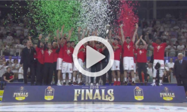 Basket, Trento ko in finale: Milano vince lo scudetto. VIDEO